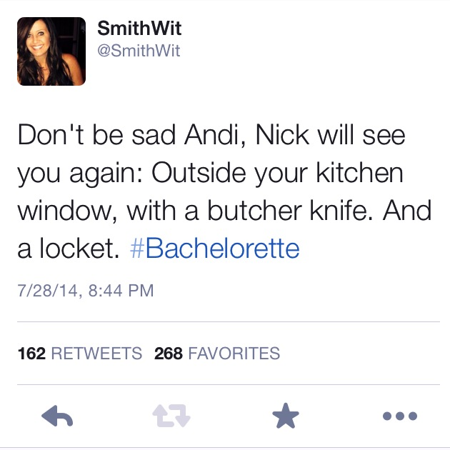 SmithWit Tweet