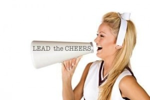 Lead the Cheers!